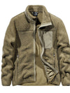 Ashoreshop Berber fleece cardigan Outdoor Jacket