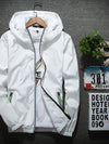 6XL 7XL Men Womens Zipper Reflective Casual Jacket 2020 Spring Autumn New windbreaker Jackets