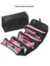 Travel Vanity Necessaries Women Beauty Toiletry Kit Make Up Makeup Cosmetic Bag