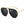 ASHORESHOP Foldable Frame Pilot Sunglasses