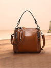 Crossbody bag female 2020 new genuine leather small female bag shoulder small bag
