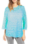 ASHORE WOMENS COTTON LACE BLOUSES