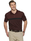Bigand Tall mens Polo Shirts Big & Tall Easy-Care Short Sleeve Performance Polo