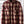 Ashoreshop Warm men's autumn and winter Woolen Plaid Shirt Fleece Jackets