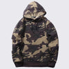 ASHORESHOP Autumn 2019 Mens Camo Hoodie Sweatshirt Casual Recreation