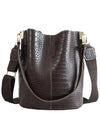 ASHORESHOP 2019 Crocodile Easy Crossbody Bag For Women Shoulder Bag