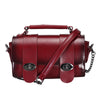 Women High Quality Pu Leather  Vintage Designer Handbags