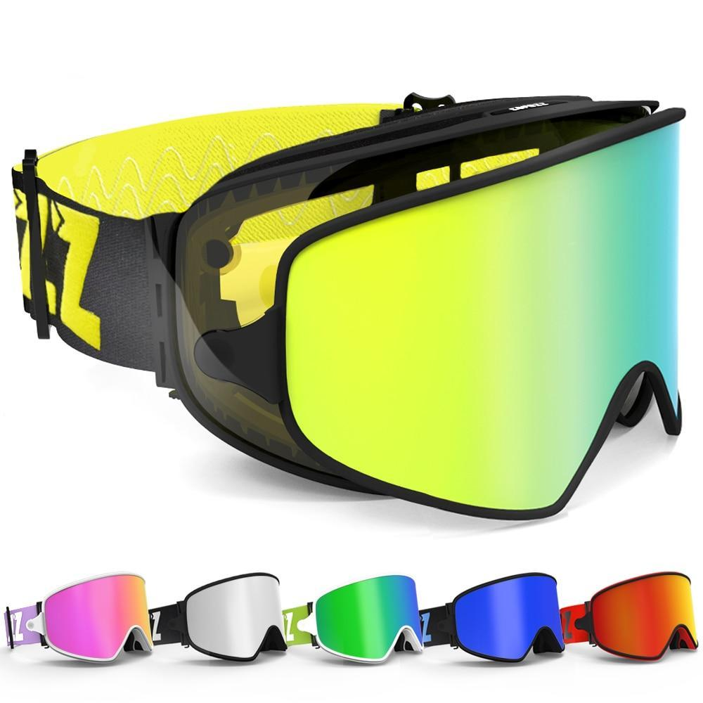 4a1d434534c1 Ski goggles in with magnetic dual use lens for night skiing ashore shop jpg  1000x1000 Night