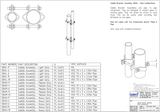 Saddle Bracket Assembly (SBA) - Pipe Combinations