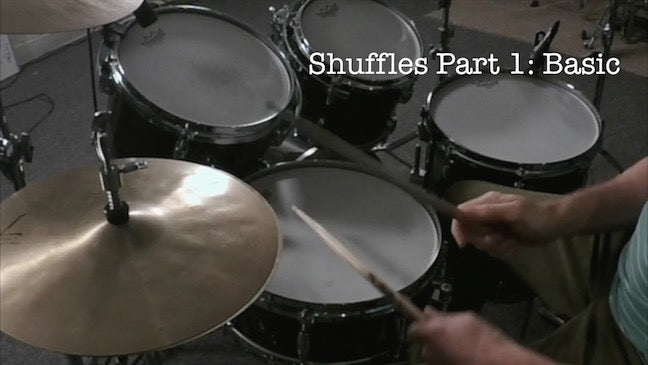 Preview - Shuffles Part 1: Basic