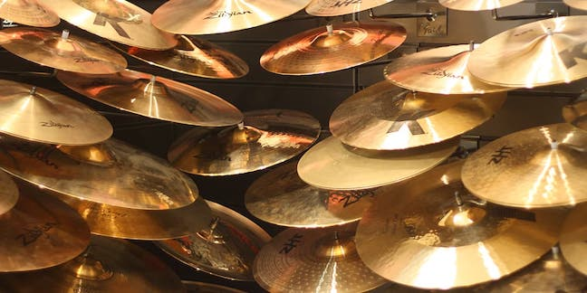 Getting Started Part 4 - Cymbals
