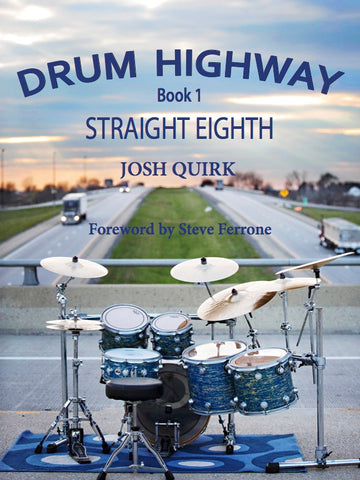 Drum Highway - Book 1 - Straight Eighth
