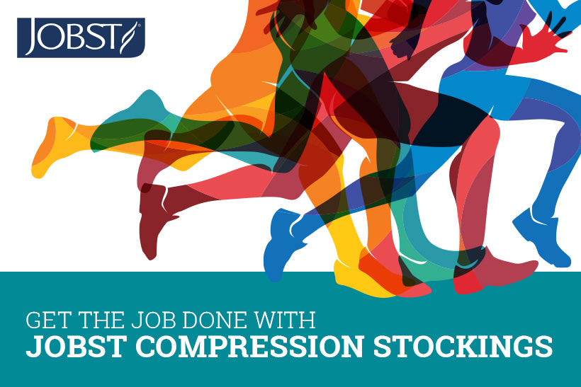 Get the Job Done with JOBST Compression Stockings