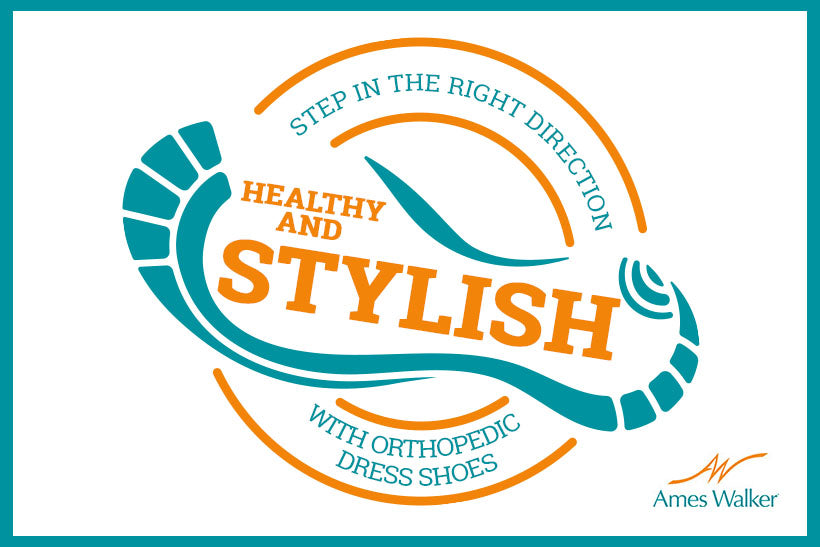 Healthy and Stylish: Step in the Right Direction with Orthopedic Dress Shoes