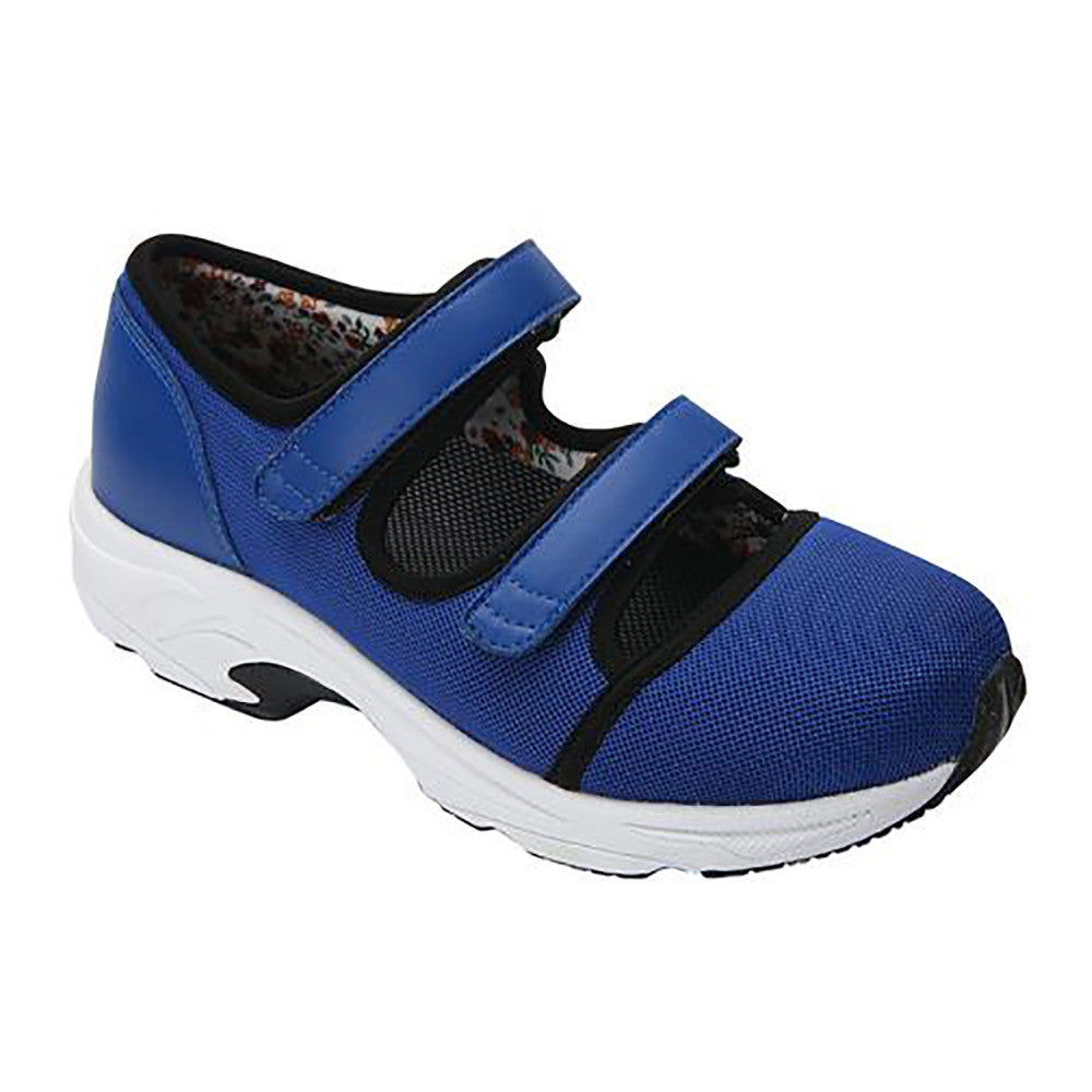 Drew Women's Solo Athletic Shoe 8 W Royal Blue Leather/sport Mesh. About  this product. Picture 1 of 2; Picture 2 of 2