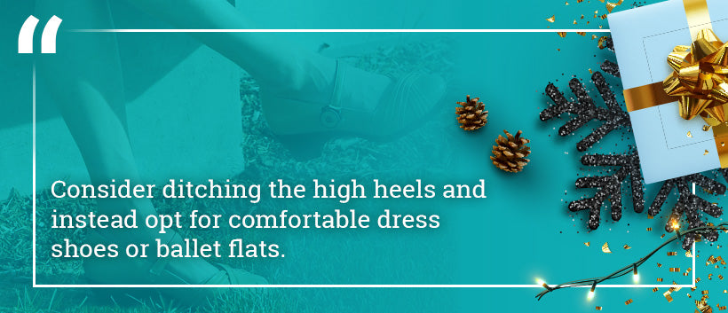 comfortable dress shoes quote