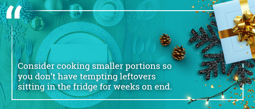 cooking smaller portions quote