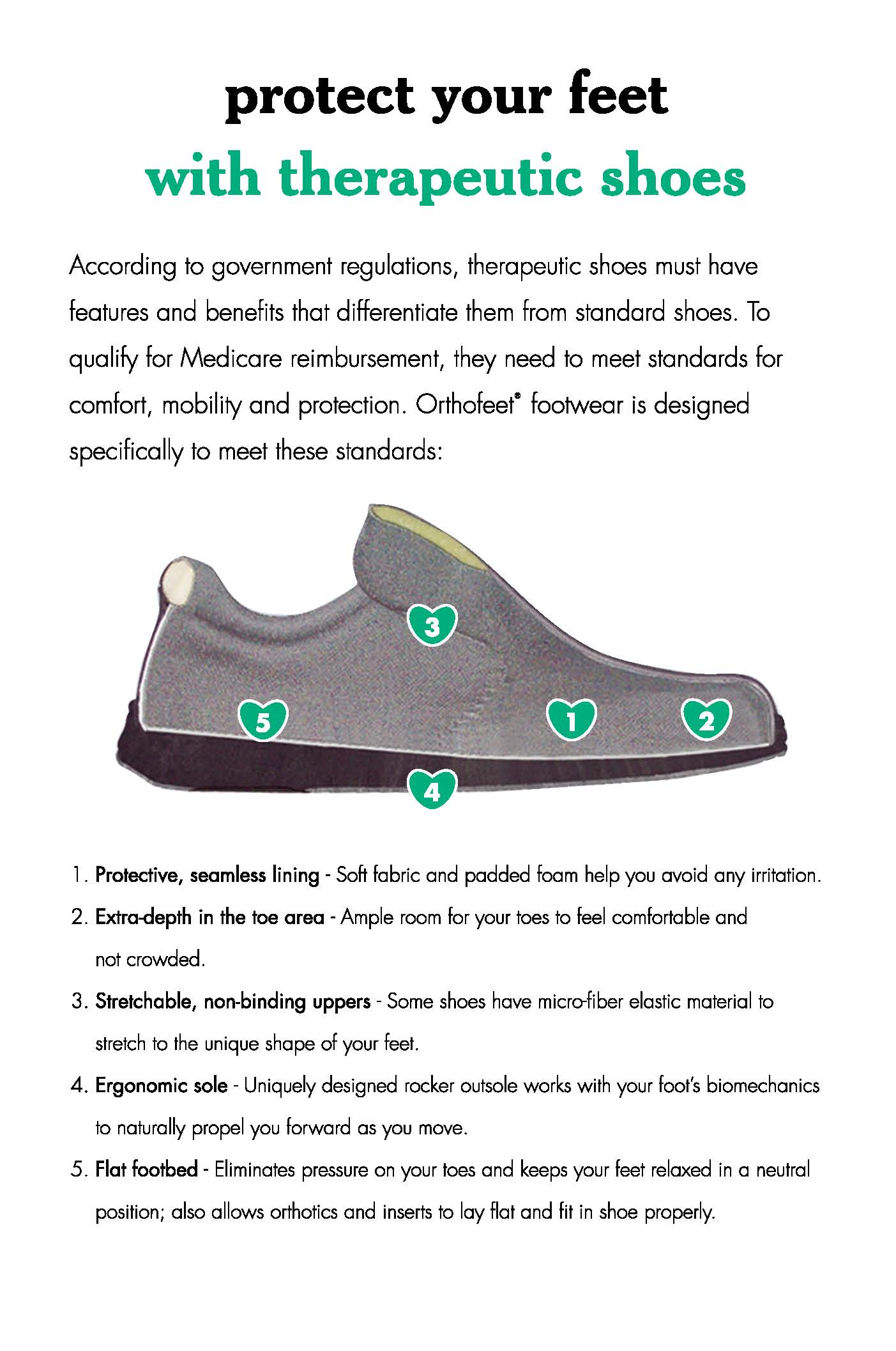 OrthoFeet Brochure