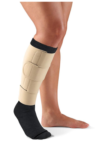 sigvaris inelastic compression wrap