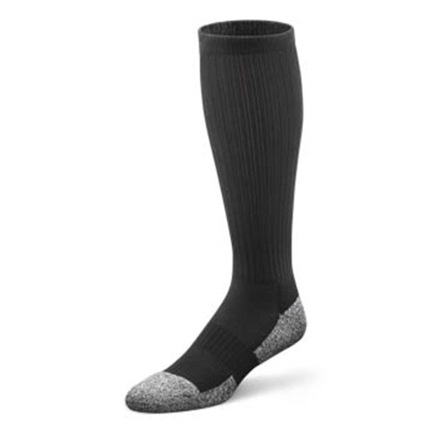 Dr. Comfort Unisex Diabetic Knee High Socks - Black