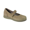 Drew Women's Bloom II Shoes - Taupe Nubuck