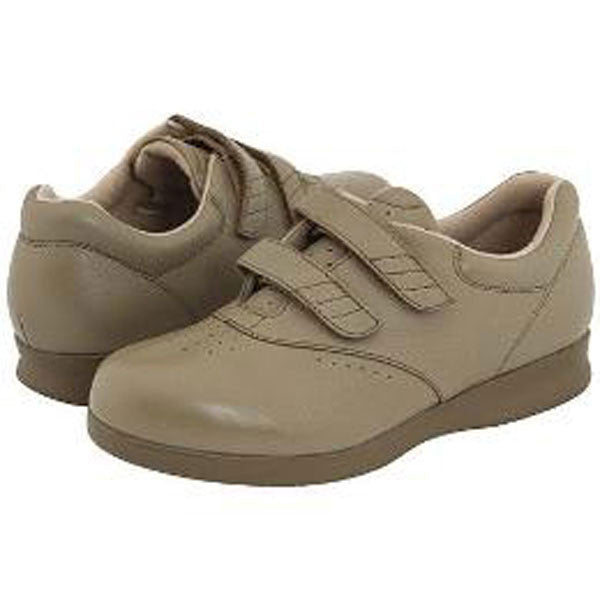 Drew Women's Paradise II Shoes - Taupe Calf