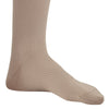 AW Style 101 Men's Microfiber Knee High Dress Socks - 15-20 mmHg Foot
