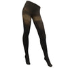 AW Style 108 Microfiber Opaque Closed Toe Tights 8-15 mmHg Espresso