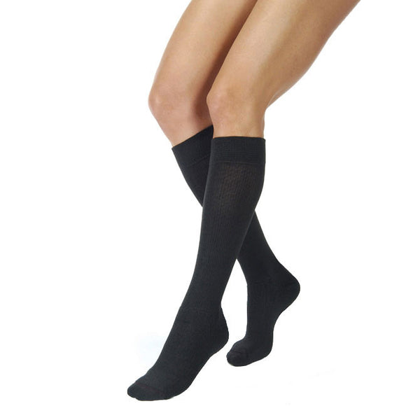 Jobst Unisex ActiveWear Knee High Socks - 30-40 mmHg