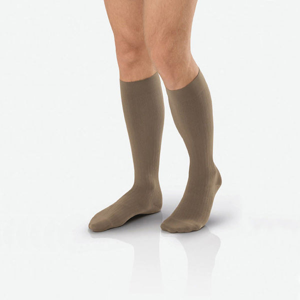 Jobst For Men Ambition Closed Toe Knee Highs - 20-30 mmHg