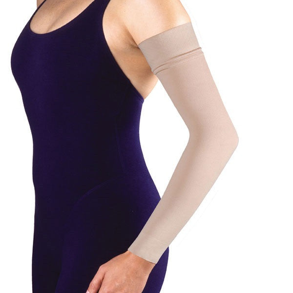 Jobst Bella-Lite Lymphedema Armsleeve w/ Silicone Band - 20-30 mmHg