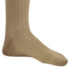 AW Style 129 Men's Microfiber/Cotton Knee High Dress Socks - 15-20 mmHg