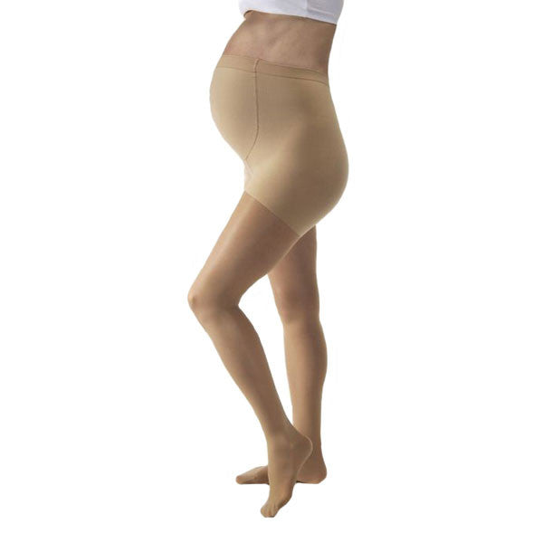 Jobst Ultrasheer Closed Toe Maternity Pantyhose - 15-20 mmHg