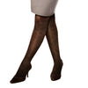 Jobst Ultrasheer Diamond Pattern Closed Toe Pantyhose - 15-20 mmHg