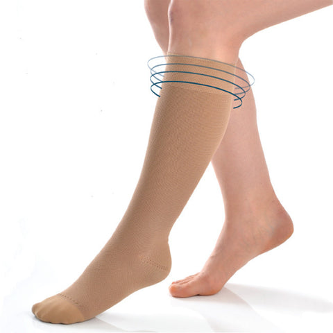 Jobst UltraSheer SoftFit Closed Toe Knee High - 20-30 mmHg