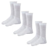 AW Style 131 Coolmax Crew Socks - 8-15 mmHg (3 Pack)