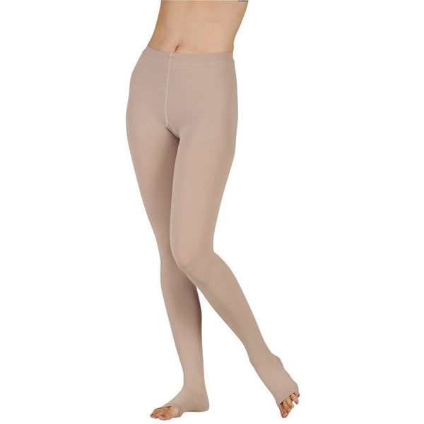 Juzo Soft 2000 Open Toe Pantyhose - 15-20 mmHg