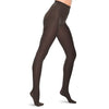 Therafirm Women's Closed Toe Pantyhose - 15-20 mmHg - Black