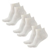 AW Style 140 Coolmax Ankle Socks - 20-30 mmHg (3 Pack)
