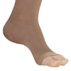 AW Style 15OT Sheer Support Open Toe Pantyhose - 15-20 mmHg -  Foot
