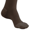 AW Full Figure Petite Medical Support Closed Toe Pantyhose - 20-30 mmHg Foot