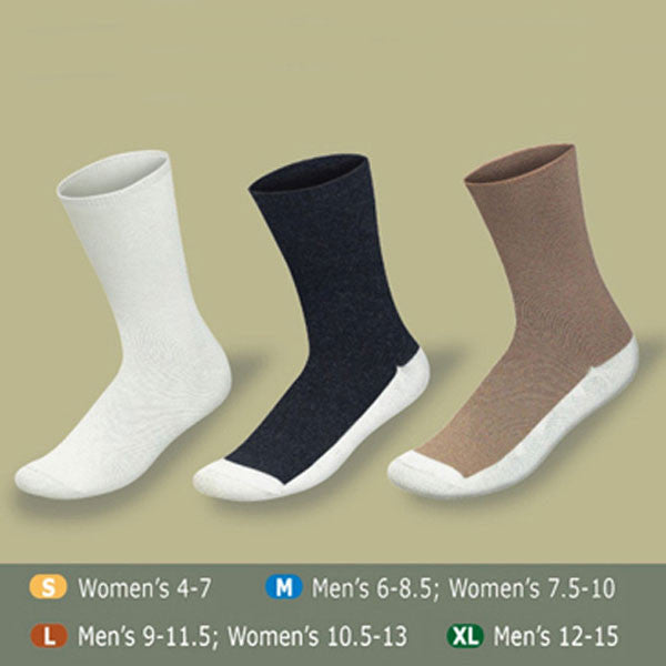 Orthofeet BioSoft Diabetic Socks - 3 Pack