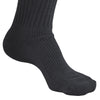 AW Style 195 E-Z Walker Sport Crew Socks - 8-15 mmHg - Foot