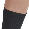 AW Style 195 E-Z Walker Sport Crew Socks - 8-15 mmHg - Band