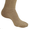 AW Style 190 E-Z Walker Plus Diabetic Crew Socks for Sensitive Feet - 8-15 mmHg - Foot