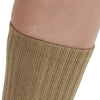 AW Style 190 E-Z Walker Plus Diabetic Crew Socks for Sensitive Feet - 8-15 mmHg - Band