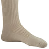 AW Men's Casual Knee High Socks - 15-20 mmHg Close up