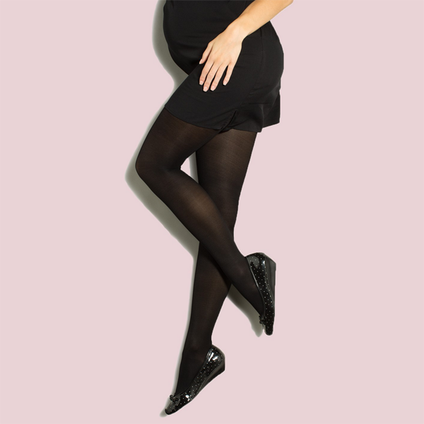 Preggers by Therafirm Maternity Tights - 30-40 mmHg