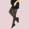 Preggers by Therafirm Maternity Tights - 20-30 mmHg - Coal