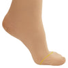 AW Style 222 Anti-Embolism Closed Toe Knee High Stockings - 18 mmHg (3-Pack) Foot